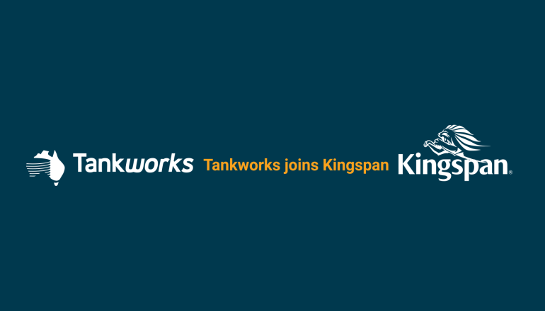 Tankworks Joins Kingspan