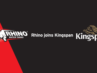 Rhino Water Tanks joins Kingspan