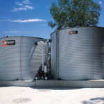 Commercial storage tanks