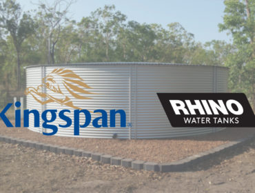 New era for Australian made Rhino Water Tanks